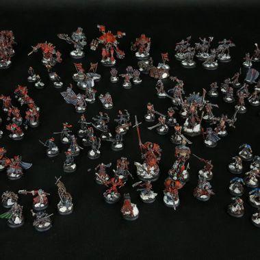 Khador Army - WargameTerrainFactory - Miniatures War Game Terrain & Scenery