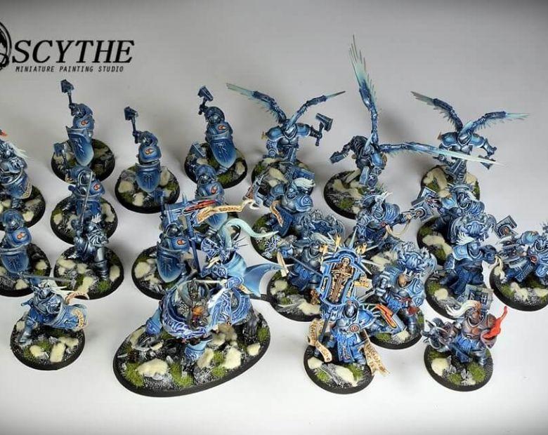 AgeOfSigmar StormcastEternals Army1