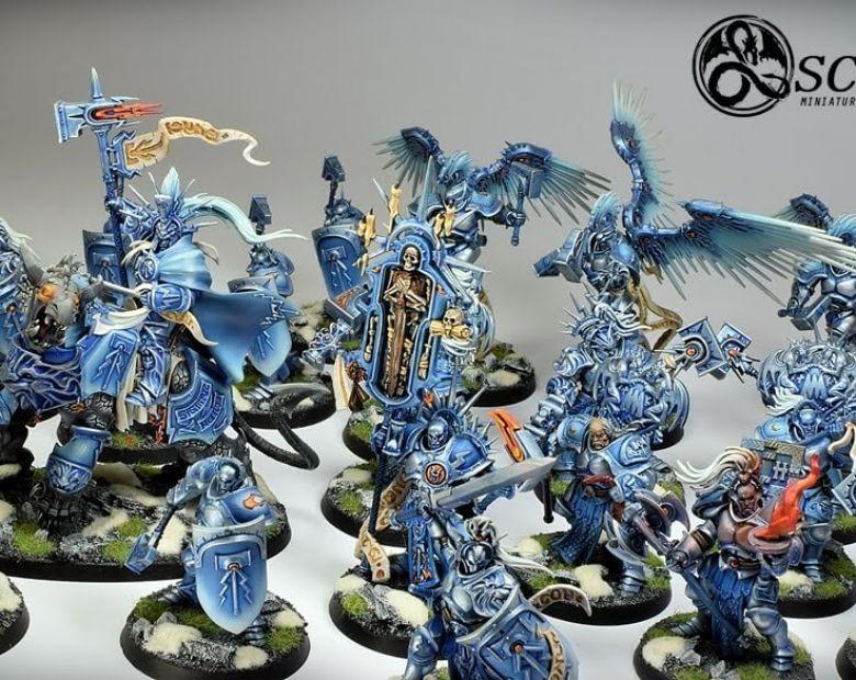 AgeOfSigmar StormcastEternals Army2