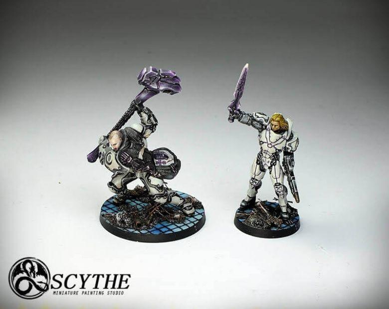 Infinity SteelPhalanx Ajax Achilles1