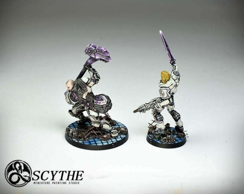 Infinity SteelPhalanx Ajax Achilles2