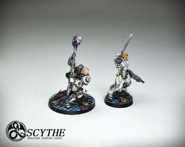 Infinity SteelPhalanx Ajax Achilles3