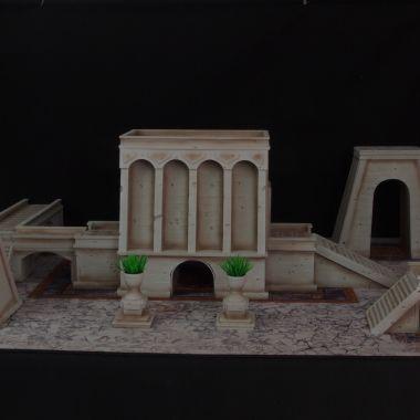 Heresy Terrain Set - WargameTerrainFactory - Miniatures War Game Terrain & Scenery