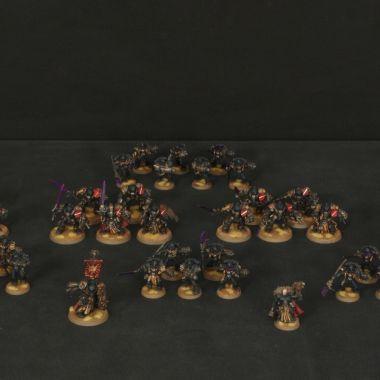 Grey Knights Army II - WargameTerrainFactory - Miniatures War Game Terrain & Scenery