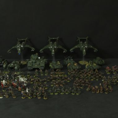 Imperial Guard Collection - WargameTerrainFactory - Miniatures War Game Terrain & Scenery