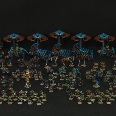 Necron Army - WargameTerrainFactory - Miniatures War Game Terrain & Scenery
