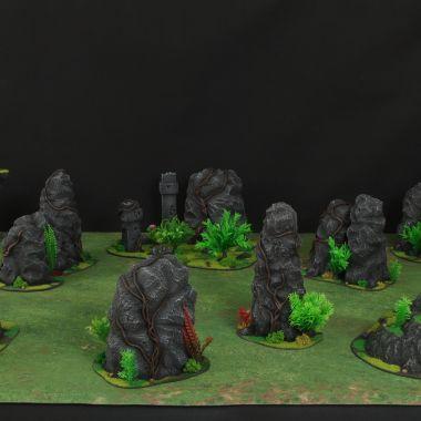 Pandora Terrain Set - WargameTerrainFactory - Miniatures War Game Terrain & Scenery