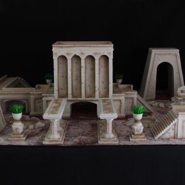 Extended Heresy Terrain Set - WargameTerrainFactory - Miniatures War Game Terrain & Scenery