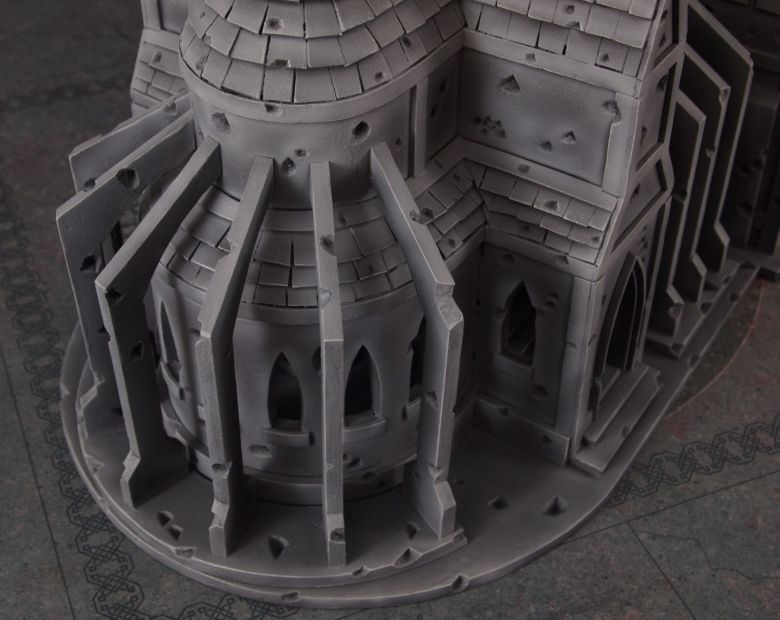 Warhammer 40k cathedral supports