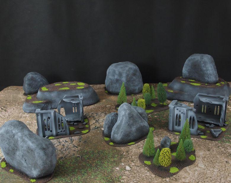 Warhammer 40k classic terrain 0