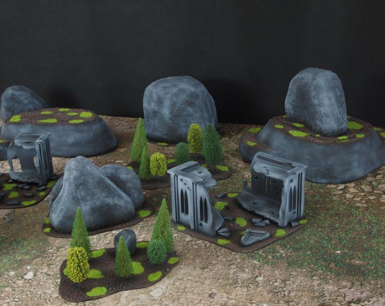 Warhammer 40k classic terrain 3 1