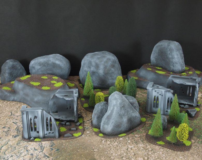 Warhammer 40k classic terrain 4 1