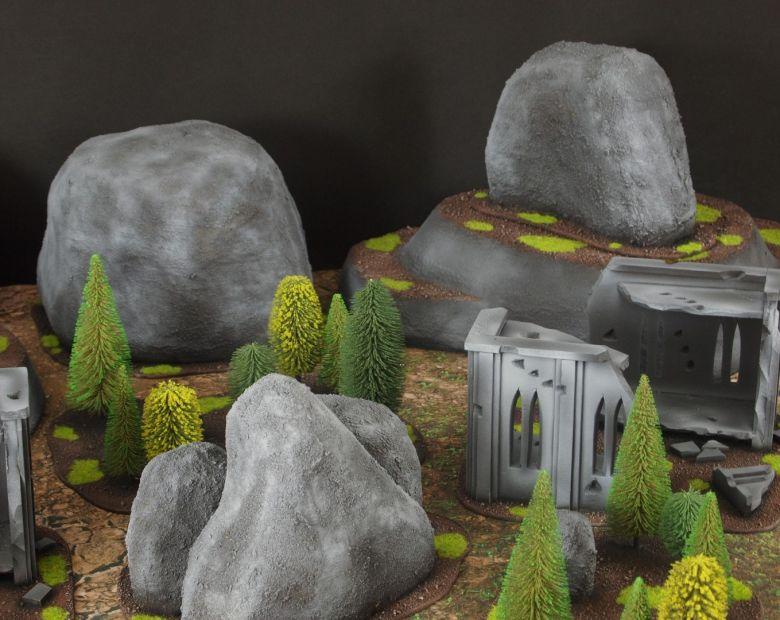 Warhammer 40k classic terrain 5 1