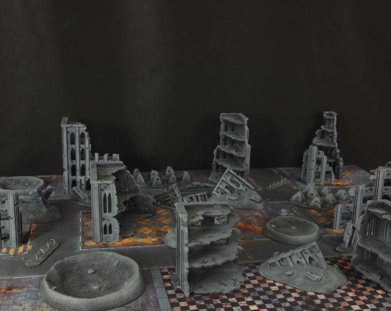 Warhammer 40k terrain fallout cityfight 3 1