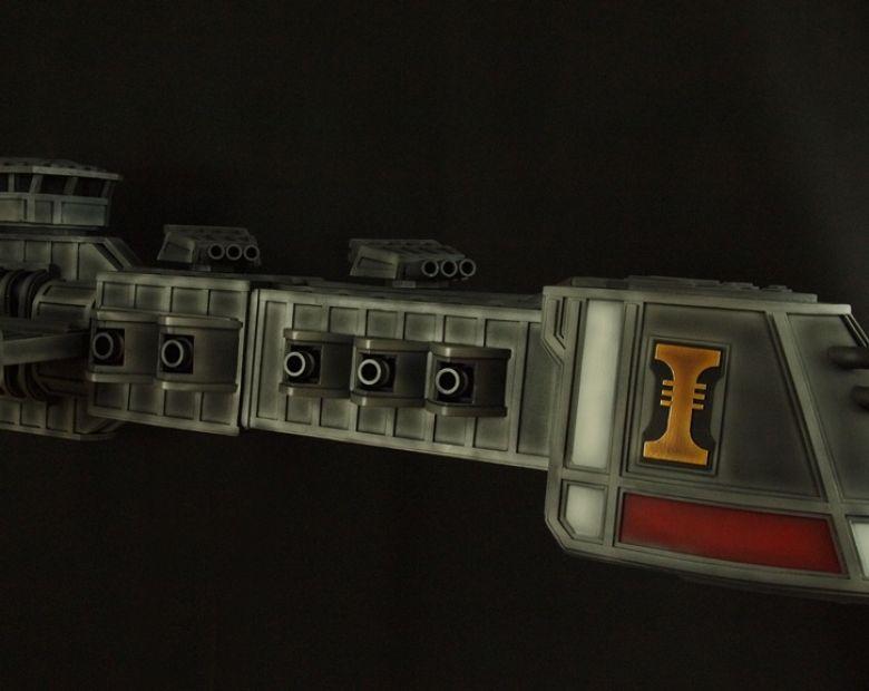 Warhammer 40k terrain strike cruiser navy 12