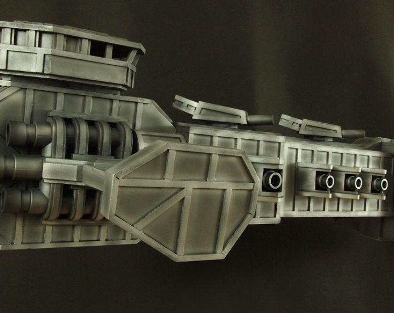 Warhammer 40k terrain strike cruiser navy 7