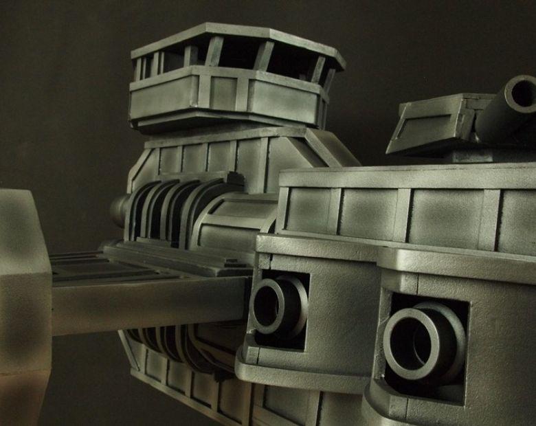 Warhammer 40k terrain strike cruiser navy 8