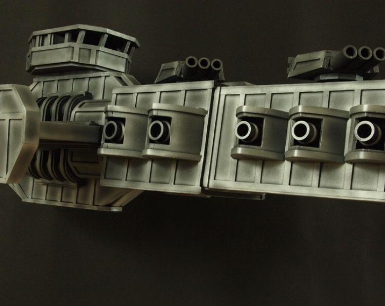 Warhammer 40k terrain strike cruiser navy 9